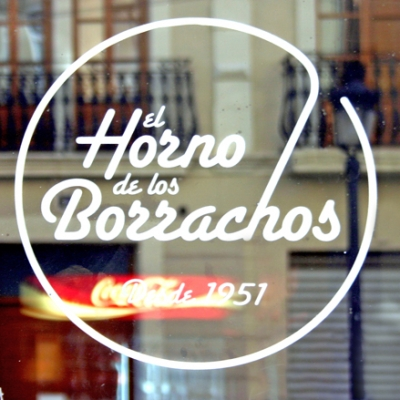Horno Borrachos in Ruzafa, 'Drunks Oven', 24-hour bakery